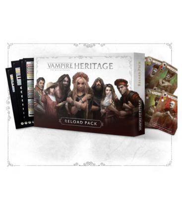 Vampiro la Mascarada Heritage: Reset Pack