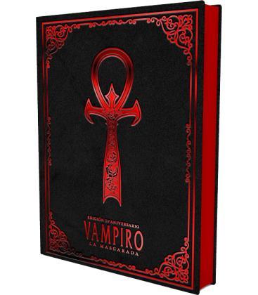 Vampiro La Mascarada 20º Aniversario (Edición Deluxe)
