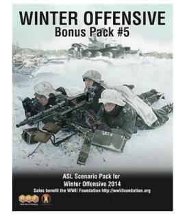 ASL Bonus Pack 5: Winter Offensive (Inglés)