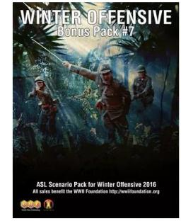 ASL Bonus Pack 7: Winter Offensive (Inglés)