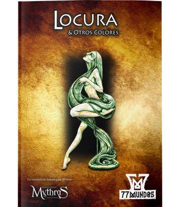 Mythras: Locura y Otros Colores