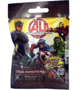 Dice Masters: Age of Ultron - Sobre (Inglés)