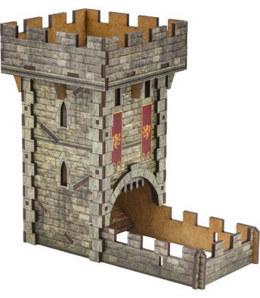 Q-Workshop: Medieval Color (Dice Tower)