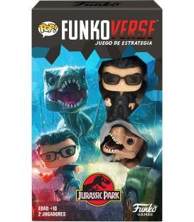 Funkoverse Jurassic Park: 2 Jugadores