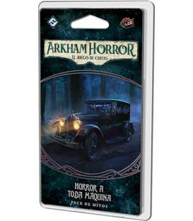 Arkham Horror LCG: Horror a Toda Máquina / La Conspiración de Innsmouth 3