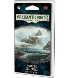 Arkham Horror LCG: Arrecife del Diablo / La Conspiración de Innsmouth 2