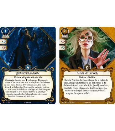 Arkham Horror LCG: Arrecife del Diablo / La Conspiración de Innsmouth 3