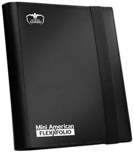 Álbum Flexxfolio Mini American 9 - Pocket Negro