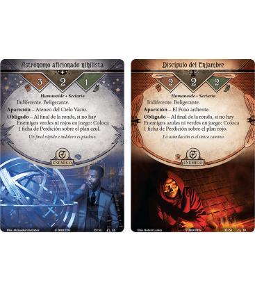 Arkham Horror LCG: La Guerra de los Dioses Exteriores
