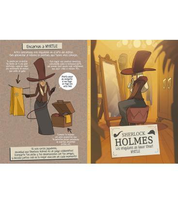 Libro-Juego - Sherlock Holmes: Los Irregulares de Baker Street