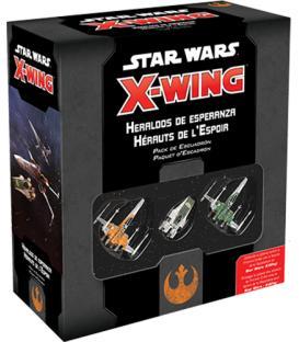 Star Wars X-Wing 2.0: Heraldos de Esperanza