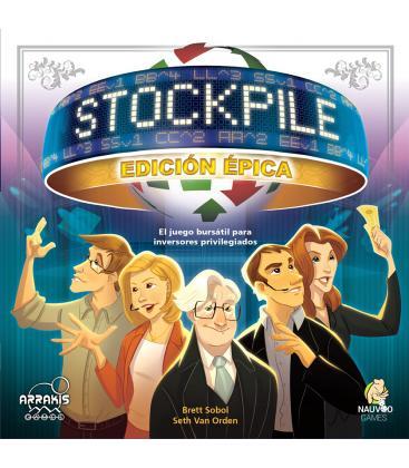 Stockpile: Edición Épica