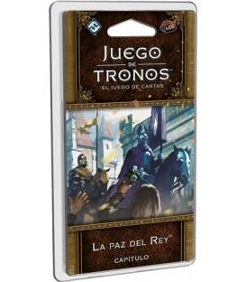 Juego de Tronos LCG: La Paz del Rey / Ciclo Poniente 3