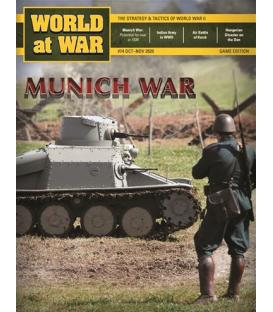 World at War 74: Munich War - World War II in Europe 1938 (Inglés)