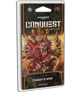 Warhammer 40.000: Conquest - Chatarra Letal / Asalto Planetario 3