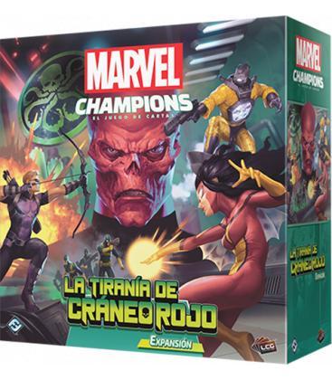 Marvel Champions LCG: La Tiranía del Cráneo Rojo