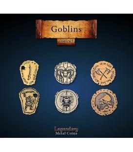 Legendary Metal Coins: Goblins (24)