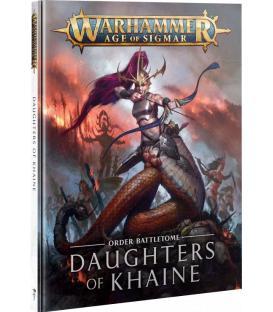 Warhammer Age of Sigmar: Daughters of Khaine (Tomo de Batalla) (Inglés)