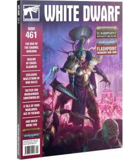 White Dwarf: February 2021 - Issue 461 (Inglés)