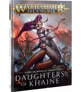 Warhammer Age of Sigmar: Daughters of Khaine (Tomo de Batalla)