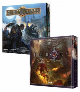Pack Age of Thieves + Heroes