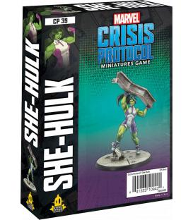 Marvel Crisis Protocol: She-Hulk (Inglés)