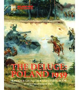 Panzer Grenadier: The Deluge, Poland 1939 (Inglés)