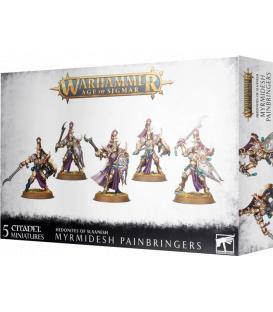 Warhammer Age of Sigmar: Hedonites of Slaanesh (Myrmidesh Painbringers)