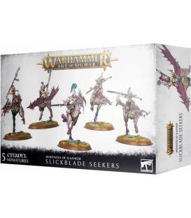 Warhammer Age of Sigmar: Hedonites of Slaanesh (Slickblade Seekers)