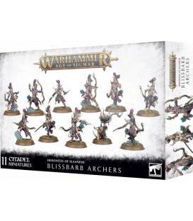 Warhammer Age of Sigmar: Hedonites of Slaanesh (Blissbarb Archers)