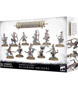Warhammer Age of Sigmar: Hedonites of Slaanesh (Blissbarb Archers)
