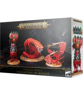 Warhammer Age of Sigmar: Daughters of Khaine (Endless Spells)