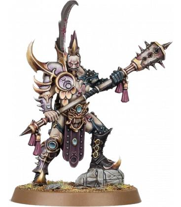 Warhammer Age of Sigmar: Hedonites of Slaanesh (Lord of Pain)