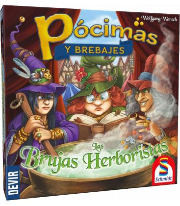 Pócimas y Brebajes: Las Brujas Herboristas