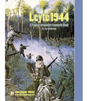 Panzer Grenadier: Leyte 1944 (Inglés)