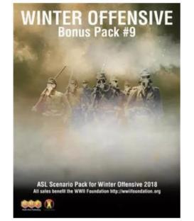 ASL Bonus Pack 9: Winter Offensive (Inglés)