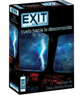 EXIT 15: Vuelo Hacia lo Desconocido
