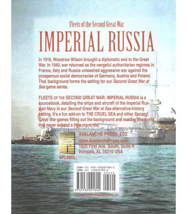 Fleets of the Second Great War: Imperial Russia