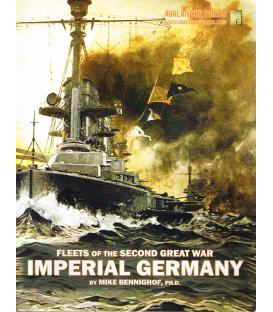 Fleets of the Second Great War: Imperial Germany (Inglés)