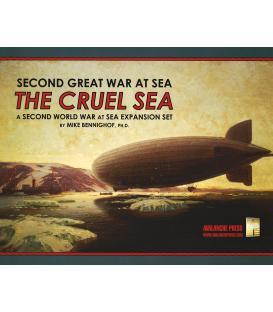 Second World War at Sea: The Cruel Sea (Inglés)