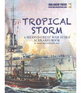 Second World War at Sea: Tropical Storm (Inglés)