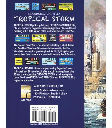 Second World War at Sea: Tropical Storm