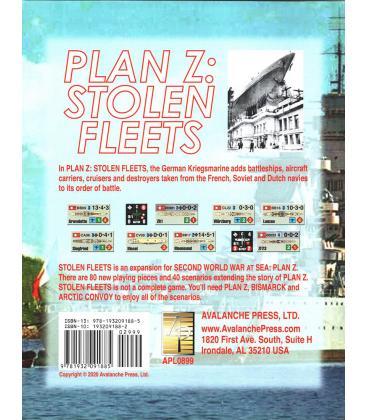 Second World War at Sea: Plan Z - Stolen Fleets