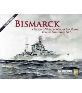 Second World War at Sea: Bismarck (2nd Edition) (Inglés)