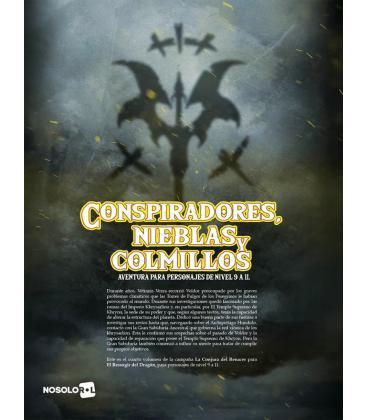 El Resurgir del Dragón: La Conjura del Renacer 4. Conspiradores, Nieblas y Colmillos