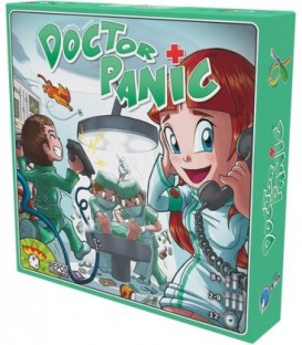 Doctor Panic (+ Carta Promo)
