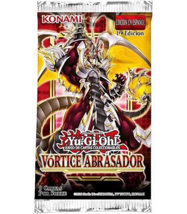 Yu-Gi-Oh! Vórtice Abrasador (Sobre)