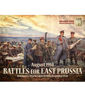 Infantry Attacks: August 1914 - Battles for East Prussia