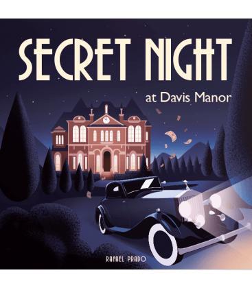 Secret Night at Davis Manor