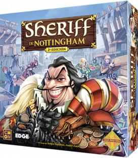 El Sheriff de Nottingham (2ª Edición)